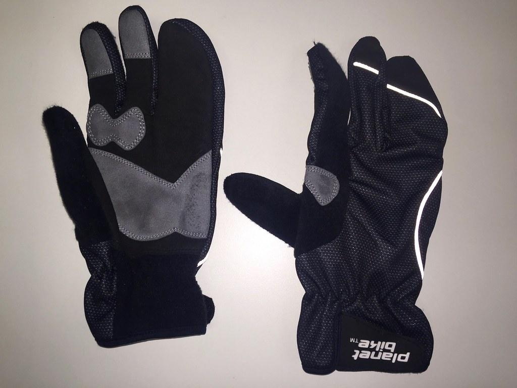 Planet Bike Aquilo Cycling Gloves