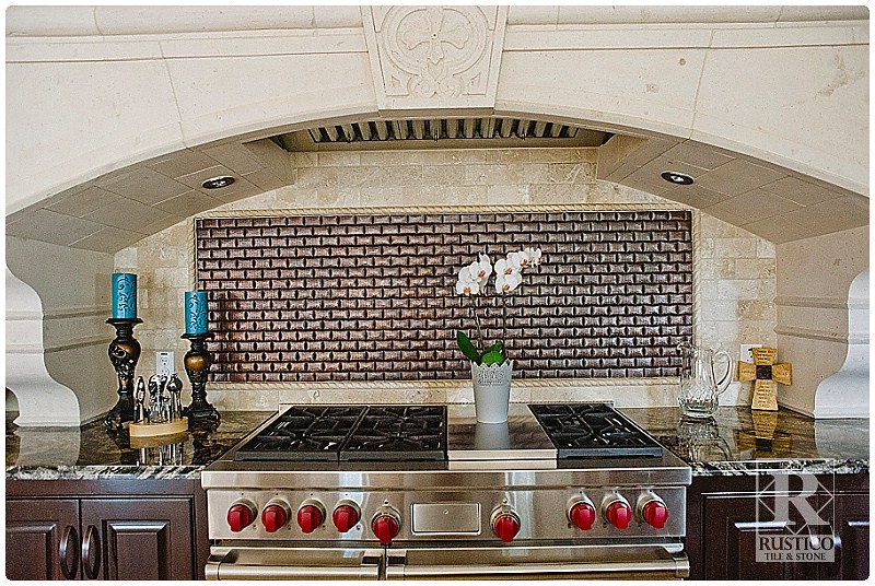 Spanish Style Interior Design Kitchen Backsplash This Kitc