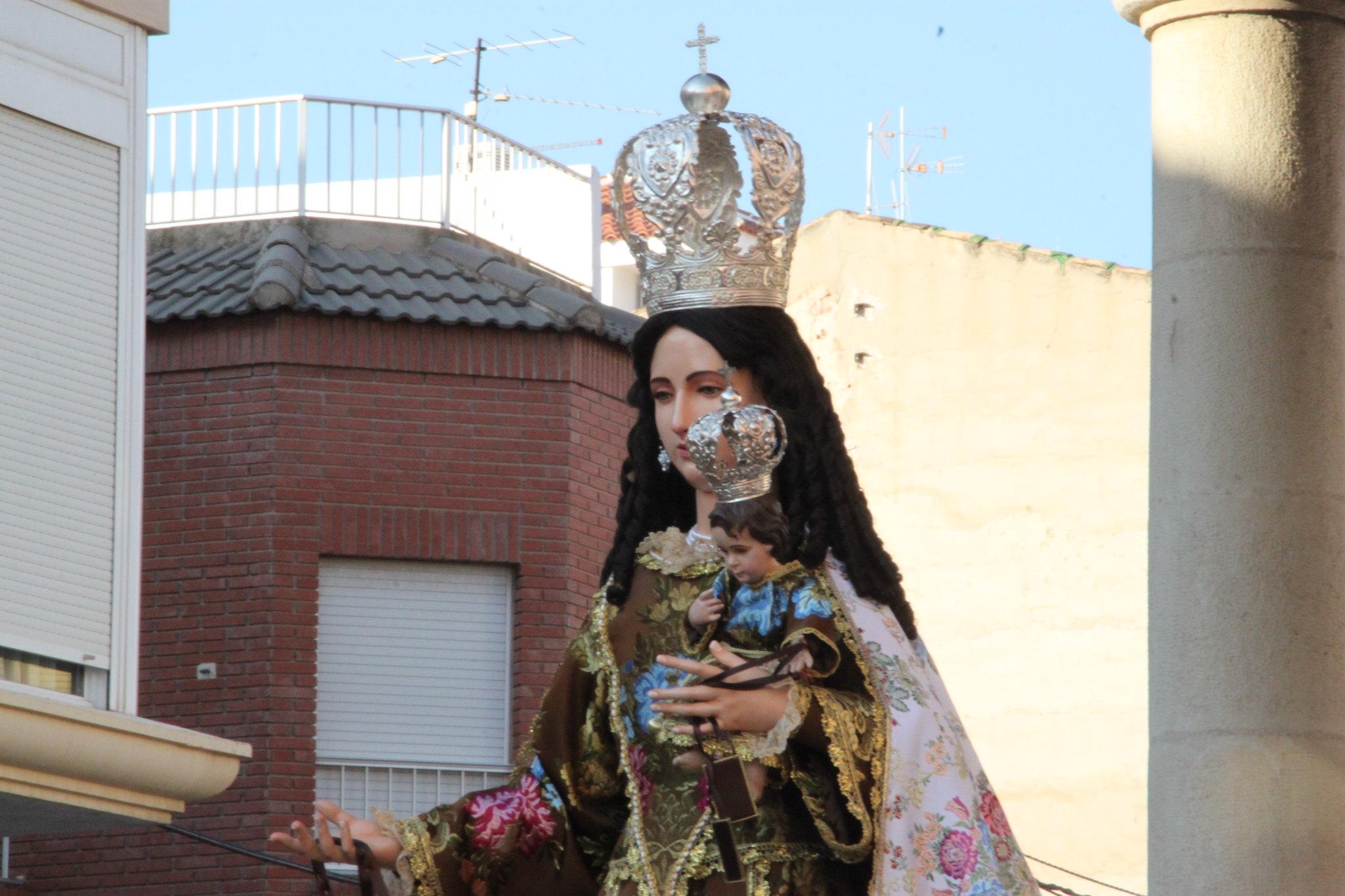(2015-07-12) - Virgen del Carmen, parroquia La Santa Cruz - Javier Romero Ripoll (61)