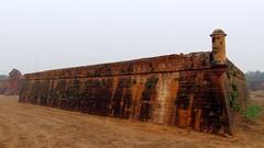 Ruins of Fort Prince da Beira / Ruinas do Forte Príncepe da Beira
