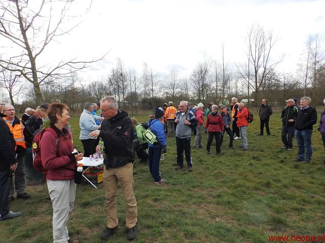 2016-03-23 stads en landtocht  Dordrecht            24.3 Km  (127)