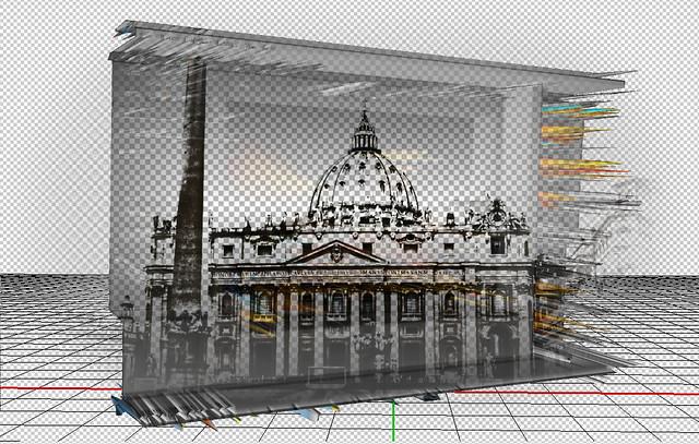 Basilica of Saint Peter. Vaticano