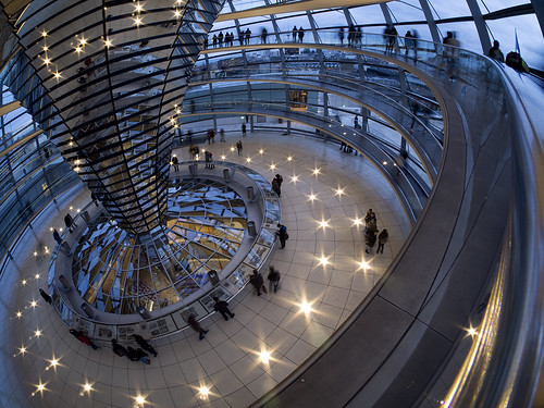 Reichstag - The Blue Hour