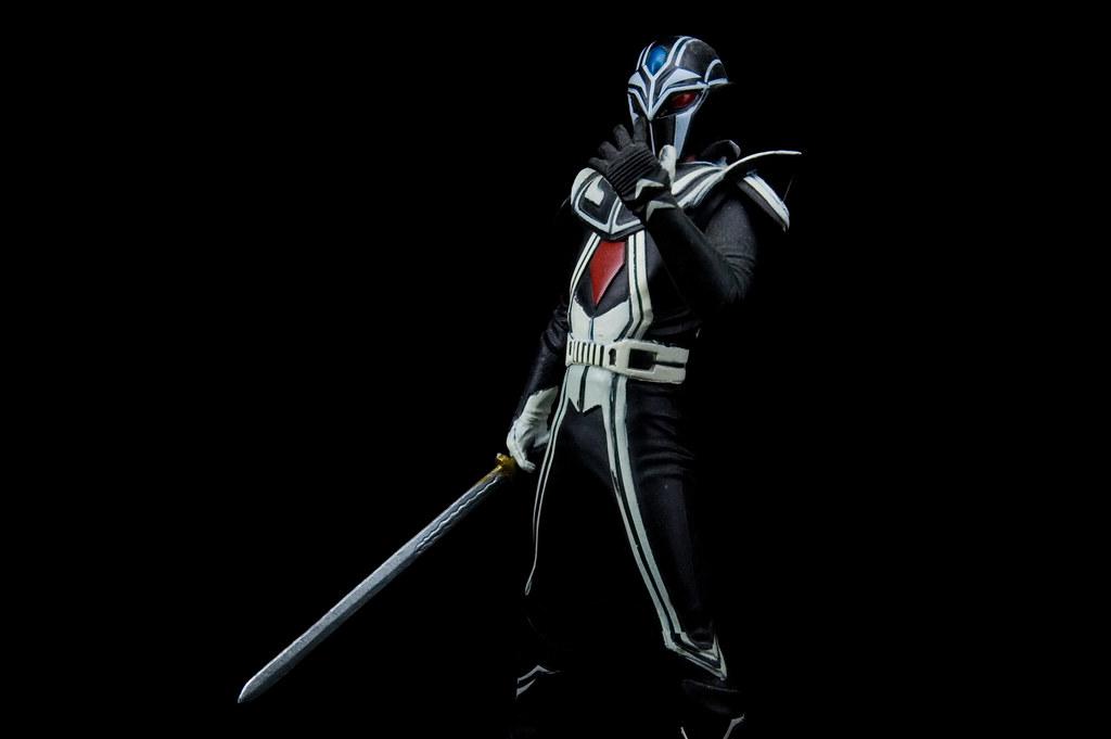 Kagaku Sentai Dynaman dark knight | Raiden8705 | Flickr