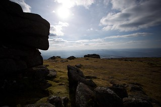 Tors on Ben Rinnes | by Nick Bramhall