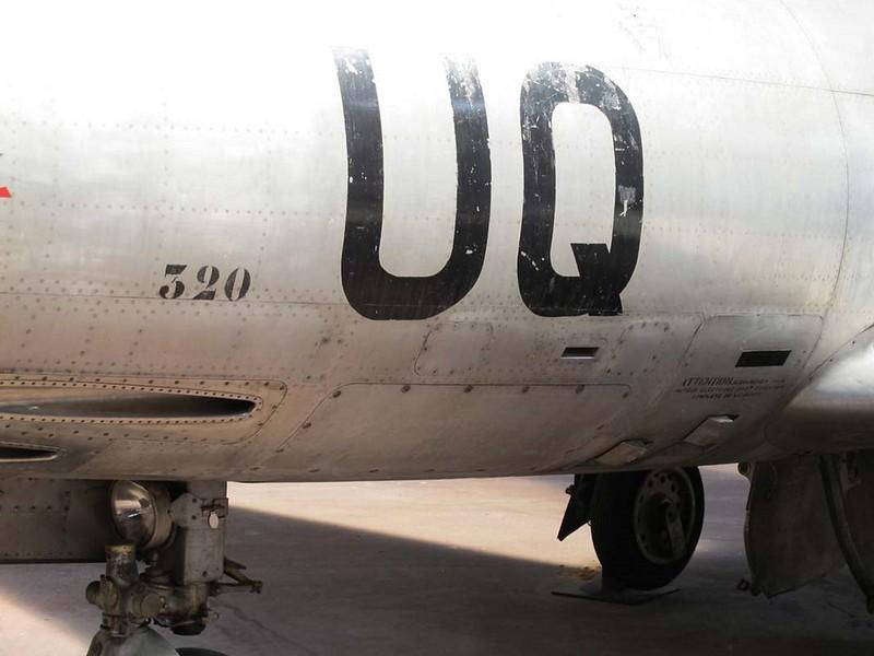 Dassault M.D.450 Ouragan 8