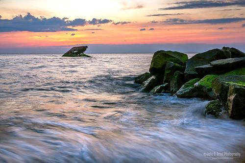 sunset beach newjersey sunsetbeach capemay ssatlantus