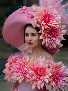 Flower Girl - Pretty In Pink