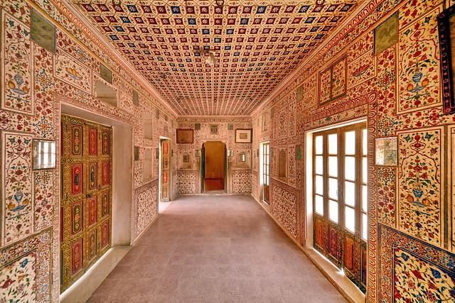 India - Rajasthan - Bikaner - Junagarh Fort - 106