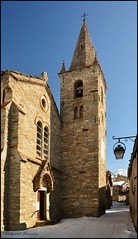 Kostel v Bonnevalu