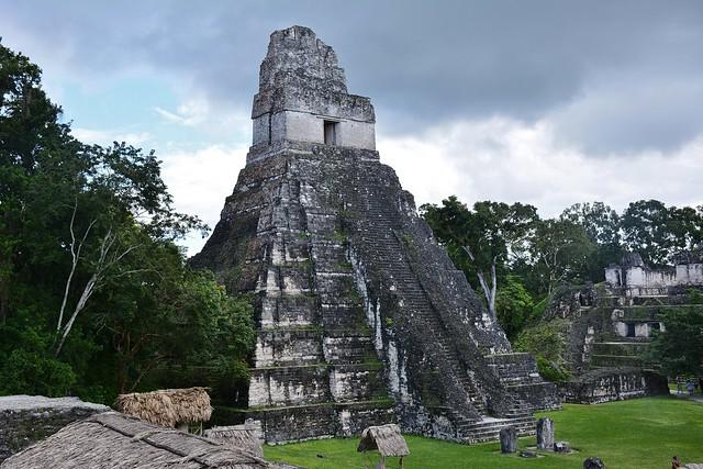 Tikal: Temple I