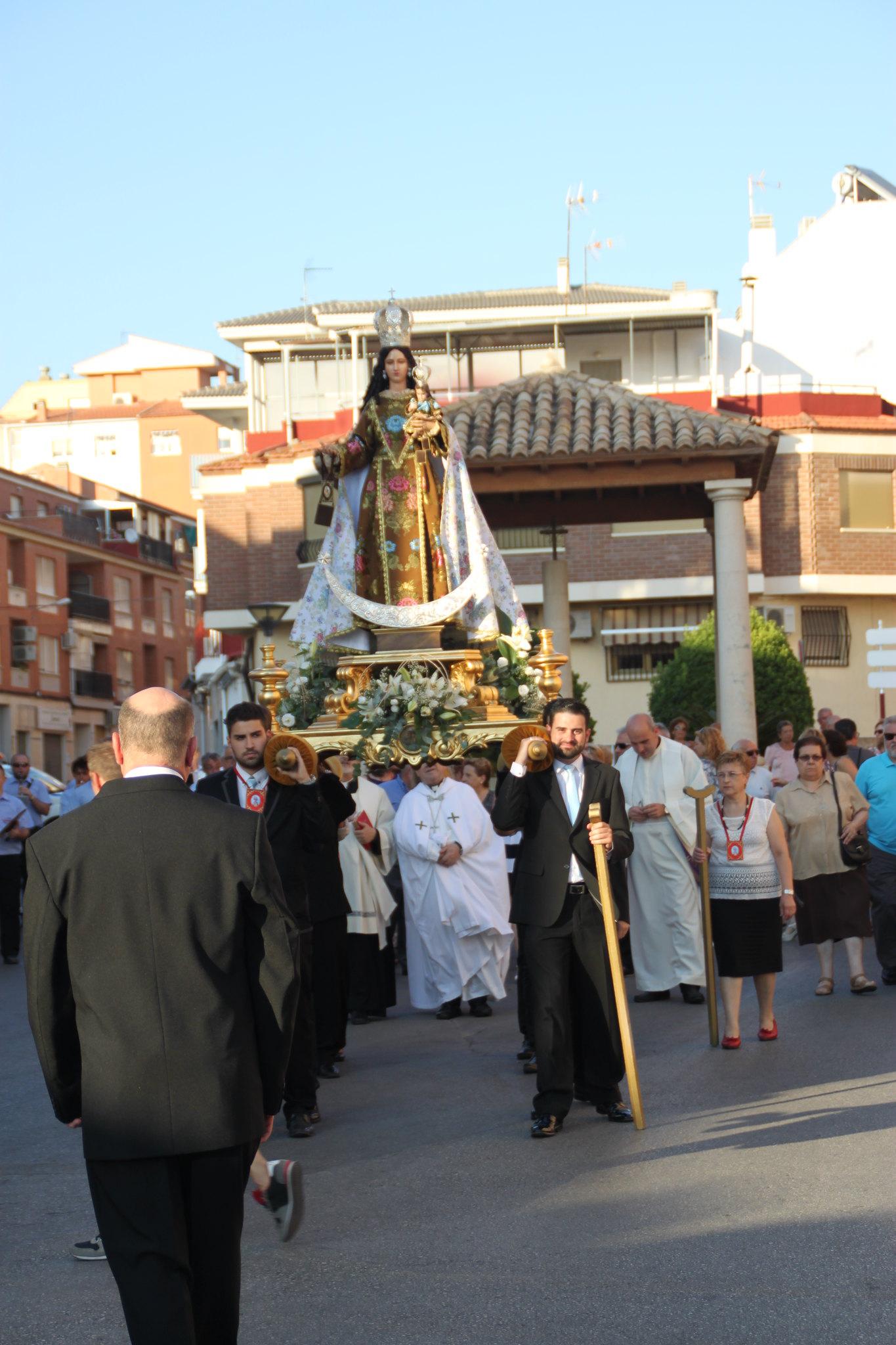 (2015-07-12) - Virgen del Carmen, parroquia La Santa Cruz - Javier Romero Ripoll (184)