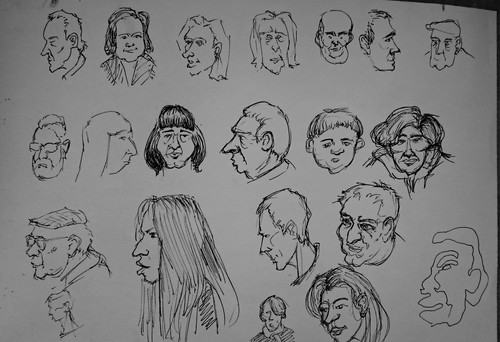 160123_50th SketchCrawl DONOSTIA-003   by Aiert Elorrixo