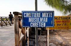 cimitero musulmani e cristiani