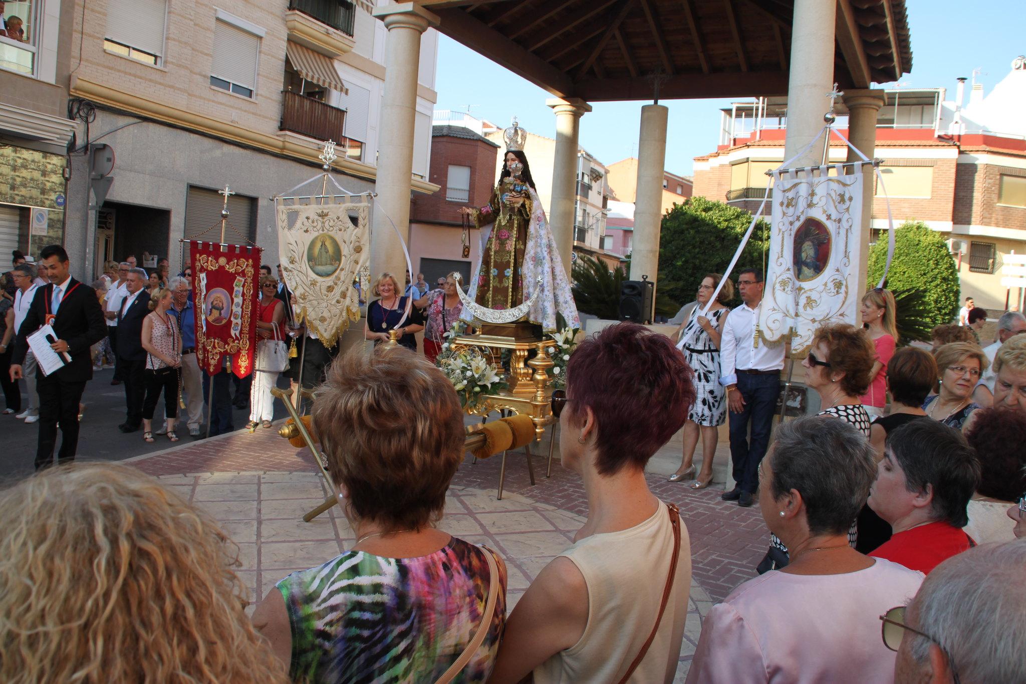 (2015-07-12) - Virgen del Carmen, parroquia La Santa Cruz - Javier Romero Ripoll (55)