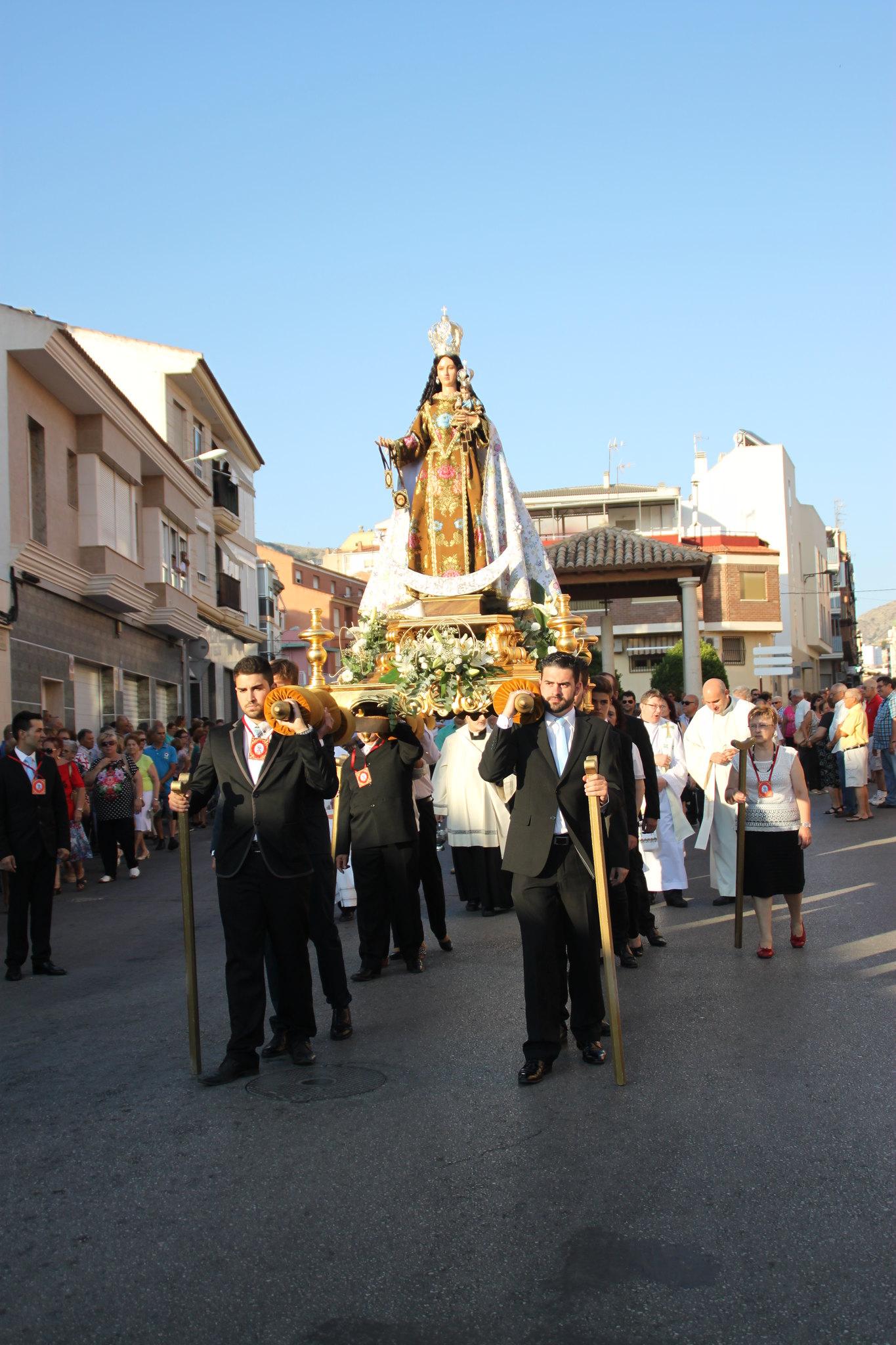 (2015-07-12) - Virgen del Carmen, parroquia La Santa Cruz - Javier Romero Ripoll (187)