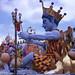 2010, Nice, Carnaval CXXVI, Roi de la Planète bleu