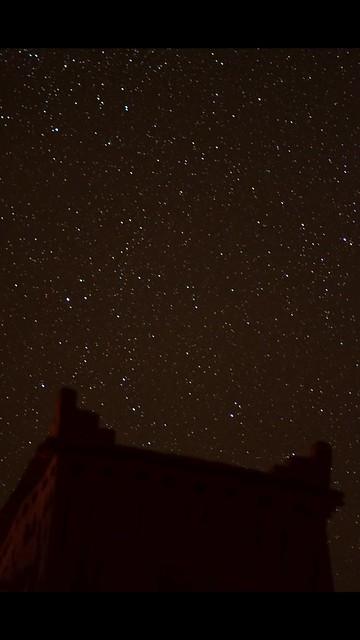 Stars over my hotel