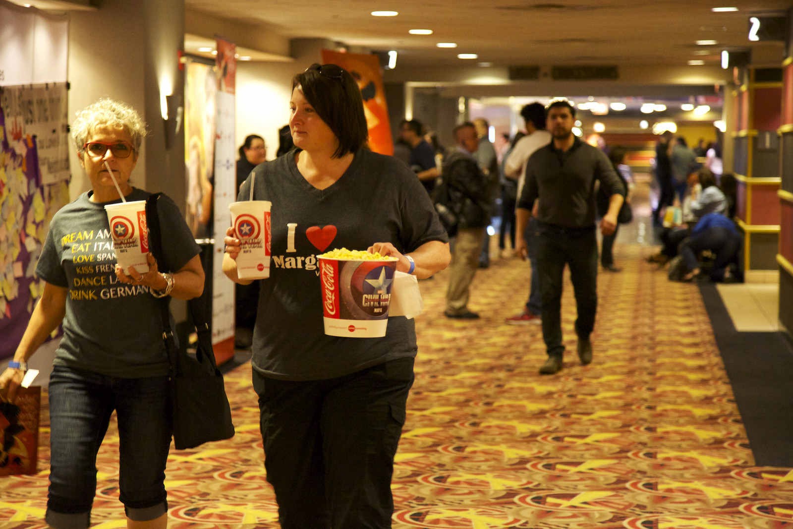 32nd CLFF - At the movies