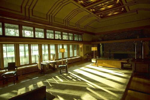 Frank Lloyd Wright Room At The Met