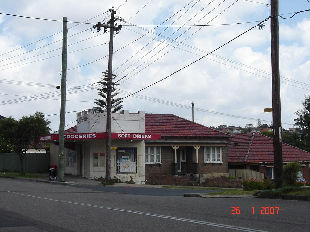 Shop Tabrett St. Cnr Short St Banksia NSw 26012007
