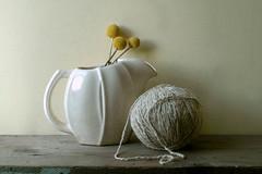 yarn ball | by simply photo