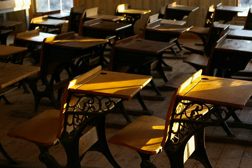 School Desks | by whitand