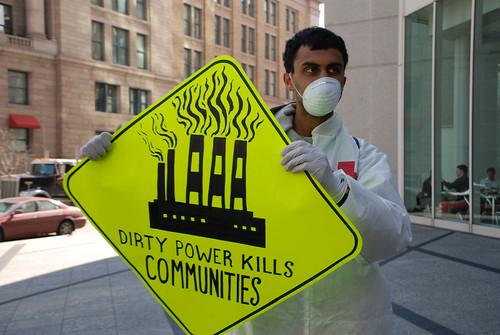 Dirty Power Kills
