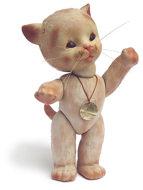size 40 f7cf6 29273 Anili Kitty Doll, 1940s | Anili was an Italian maker of qual ...