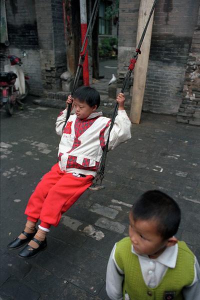 Daycare, Ping Yao, China, 2005