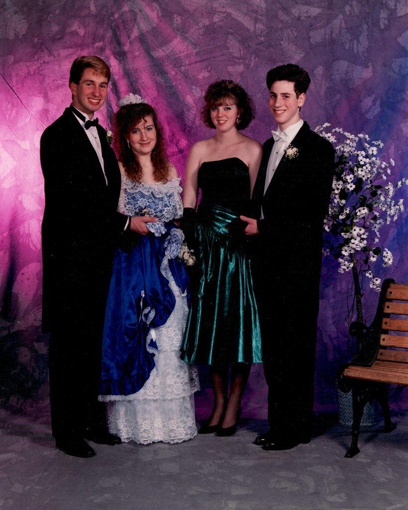 Senior Prom 1989 | Three words