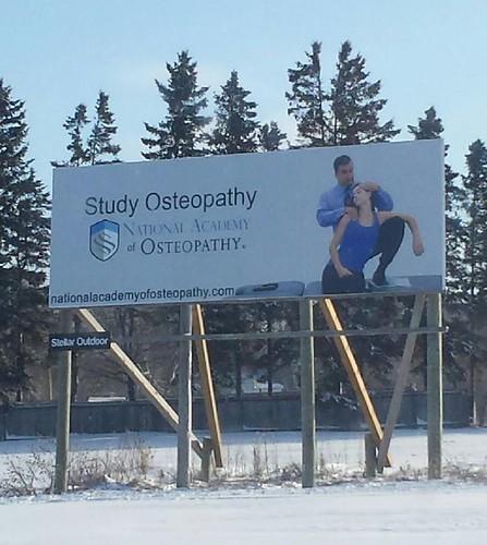 NAO Billboard - Oakwood, Ontario - Feb 2016