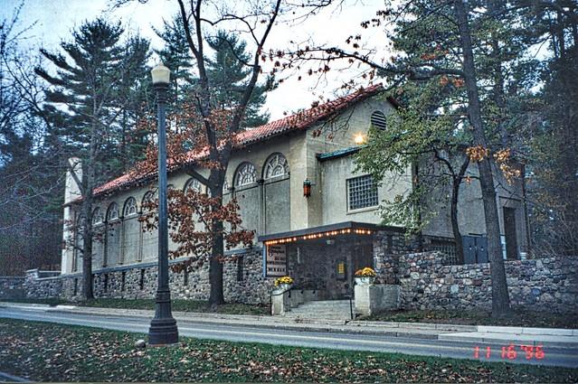 Detroit Michigan ~ St Dunnstan's Playhouse ~ Bloomfield Hills ~ Cranbrooke ~ My Old Film Film