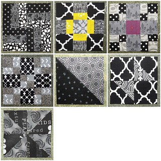 365 Challenge Quilt Sampler Week 03 | by Grey Cat Quilts