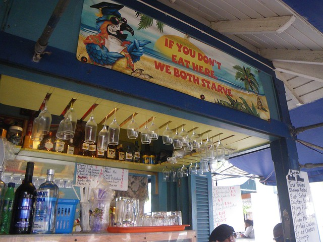 木, 2015-12-10 12:21 - Dover Beach 'If you don't eat here, we both starve.