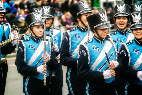 London New Year's Day Parade 2016 - 10   by garryknight