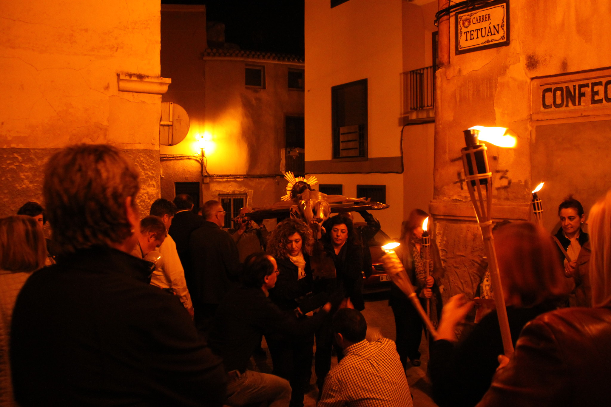 (2014-04-01) -  V Vía Crucis nocturno - Javier Romero Ripoll (98)