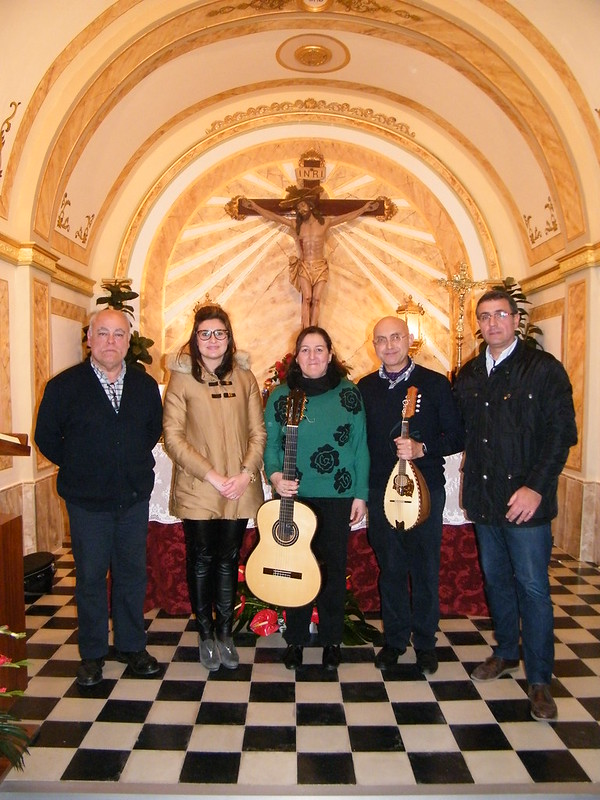 ElCristo - Actos - Actuación Musical Solidaria - Grupo Madrigal - (2016-01-29) - Gabriel Segura (18)