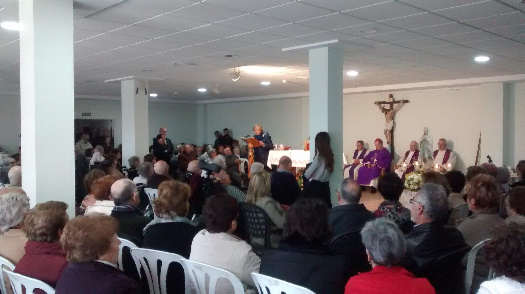 (2016-02-13) - Inauguración Virgen de Lourdes, La Molineta - José Vicente Romero (07)