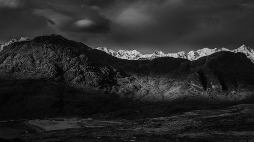 Camasunary stri and cullin contrast (1 of 1) | by Scotland's Mountains
