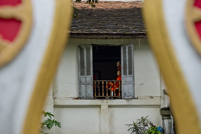 LAO268 Boun Khao Pansa - Luangprabang 209 - Laos