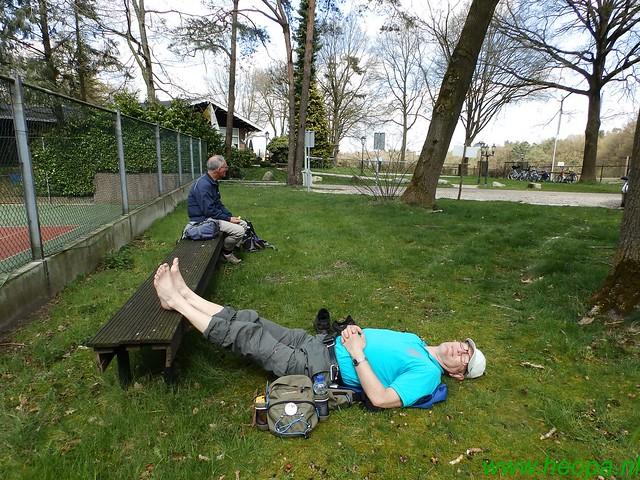 2016-04-12         2 daagse Lunteren      1e dag  25 Km  (94)