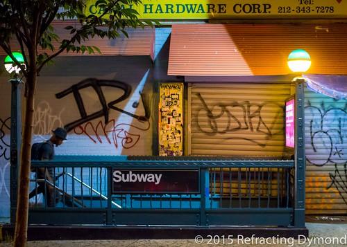 Subway | by refractingdymond