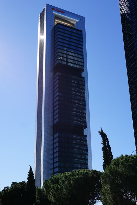 CTBA: Cuatro Torres Business Area, Madrid, Spain