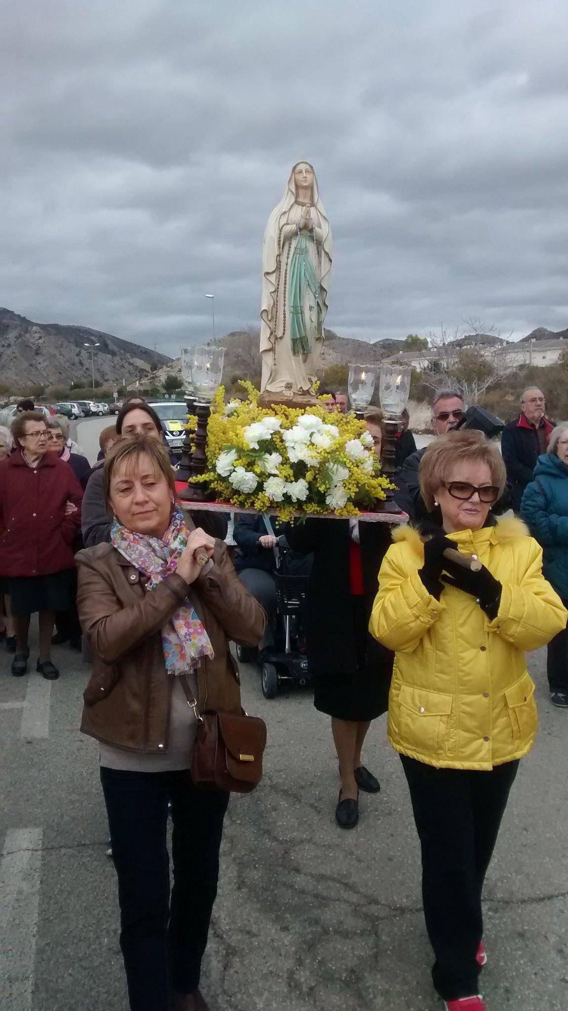 (2016-02-13) - Inauguración Virgen de Lourdes, La Molineta - José Vicente Romero (03)