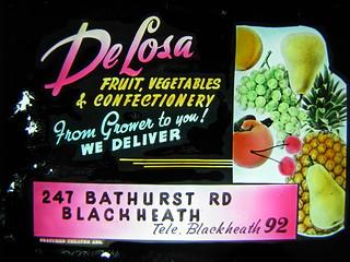 De Losa Fruit, Vegetables & Confectionery
