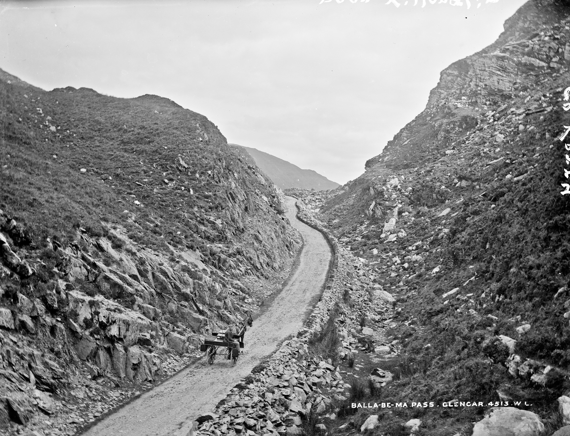 Ballaghbema Pass, Glencar, Co. Kerry