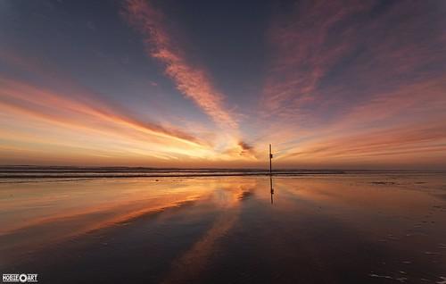 morning sun beach sunrise dawn nikon florida d750 daytona 14mm rokinon