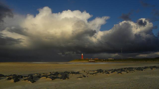 Vuurtoren van Texel