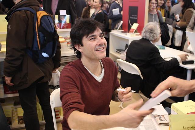 Laurent Binet - Livre Paris 2016